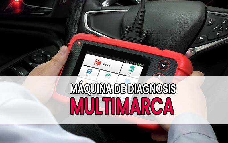 maquinas de diagnosis multimarca